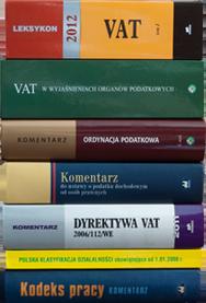 Doradca podatkowy Kraków książki